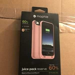 Mophie Juice Pack Reserve Case For iPhone 6/6s